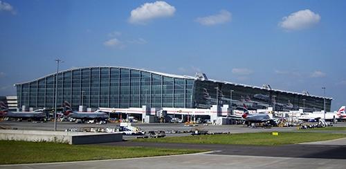 Heathrow Terminál 5