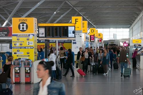 Letisko Stansted Londýn