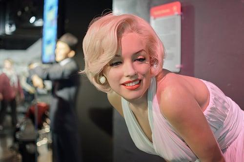 Múzeum voskových figurín Madame Tussauds Londýn