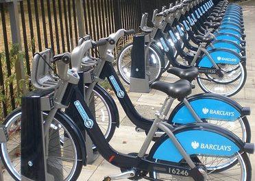 Po Londýne na bicykli