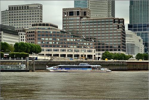 river bus services london photo