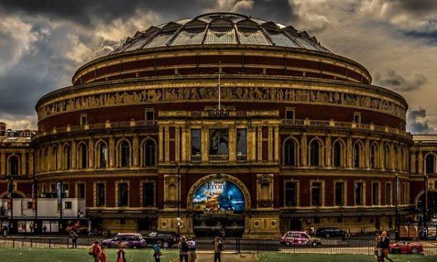 Neopakovateľné kultúrne zážitky v Royal Albert Hall